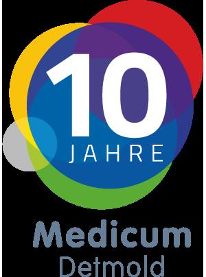 10 Jahre Medicum Detmold