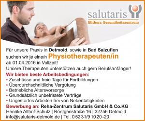 StellenAZ_SalutarisDetmold_Physiotherapeut_042016