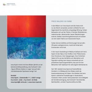 Medicum - DIN lang Folder - Einladung Vernissage Freie Malerei in Farbe_03-001
