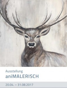 Vernissage - aniMALERISCH