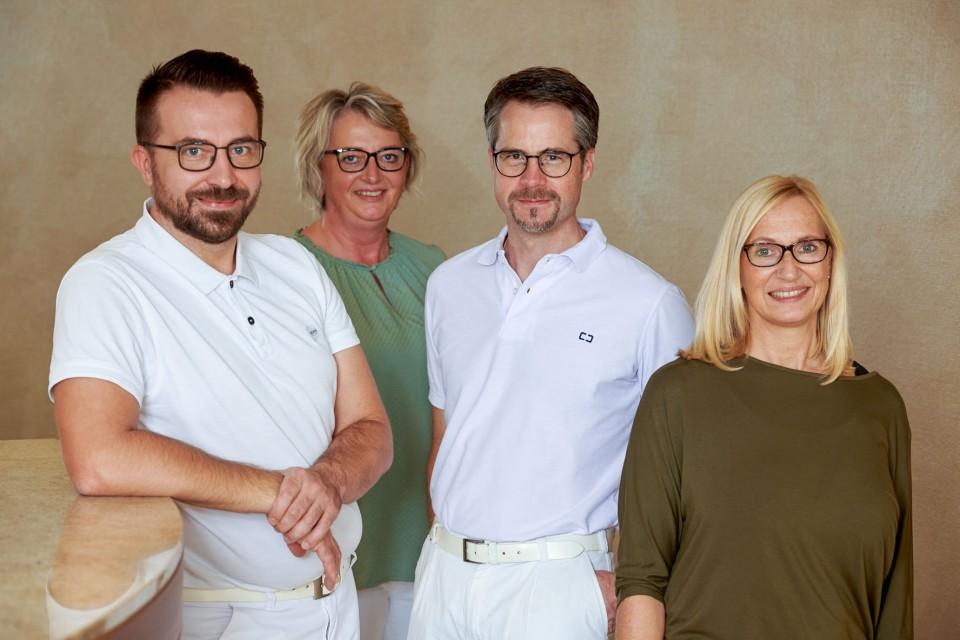 Das Team der neurochirurgischen Gemeinschaftspraxis